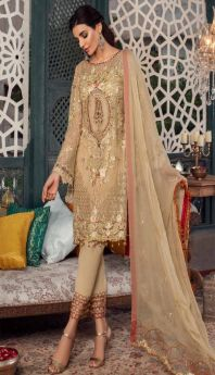 Maryums Gold Luxury Chiffon MG-39