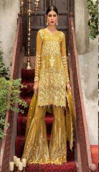 Maryums Gold Luxury Chiffon MG-40