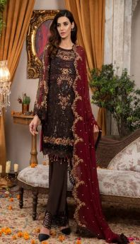 Maryums Gold Luxury Chiffon MG-42