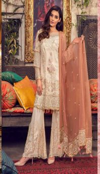 Maryums Gold Luxury Chiffon MG-48