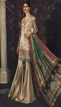 Zara Lawn Emb 2002